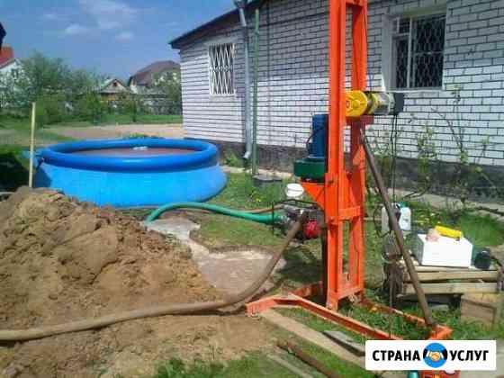 Бурение скважин на воду Сорочинск