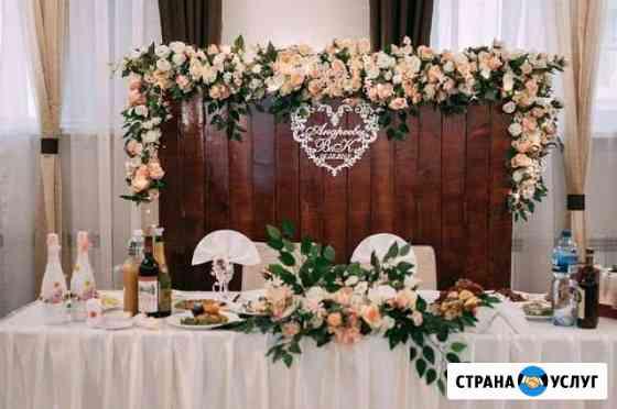 Арка свадебная (Настоящее дерево) Хабаровск