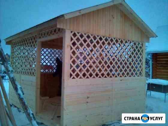 Изготовление беседок, столов,скамеек,лавочек Ульяновск