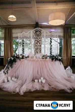 Ажурная ширма на свадьбу Нижний Новгород