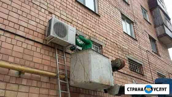 Установка кондиционера Ижевск