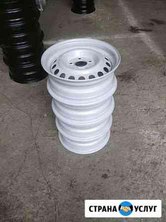 Порошковая (полимерная) покраска Саратов