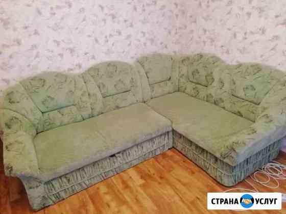 Химчистка мебели Тольятти