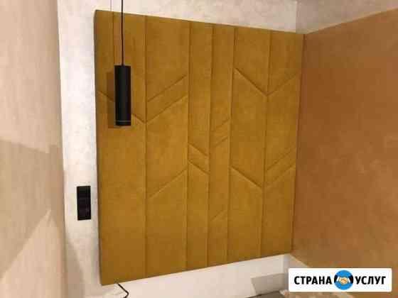 Мягкие стеновые панели Самара