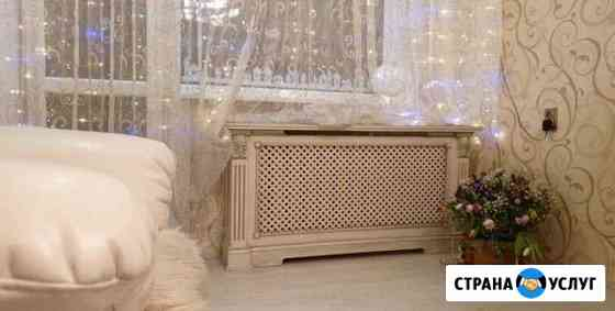 Экраны для батарей отопления. декоративные решетки Ставрополь