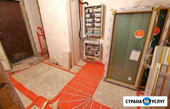 Качественный электромонтаж, услуги электрика Кострома