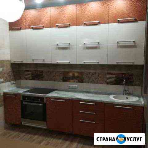 Кухни и шкафы купе на заказ Иркутск
