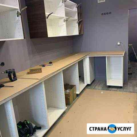 Мастер на час.Сборка мебели Воронеж