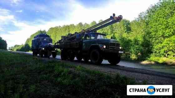 Бурение скважин любой сложности Волгореченск