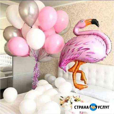 Гелиевые шары, цифры, воздушные шарики. Композиции Белгород