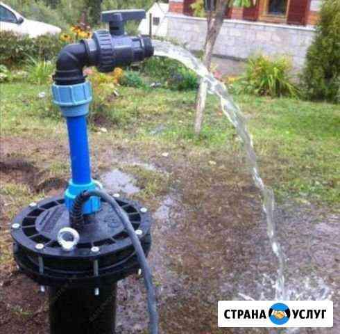 Бурение скважин на воду Оренбург