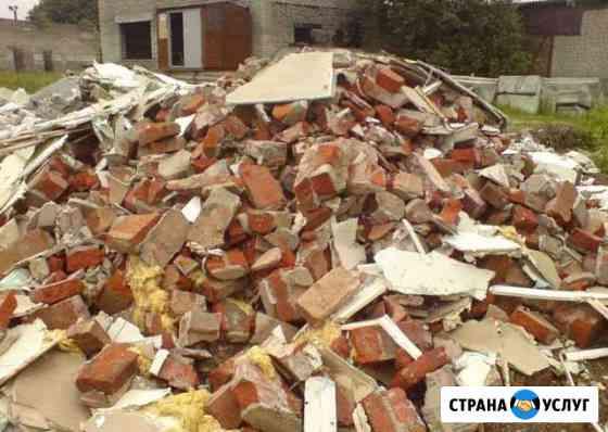 Приму грунт бой кирпича строительный мусор Вологда