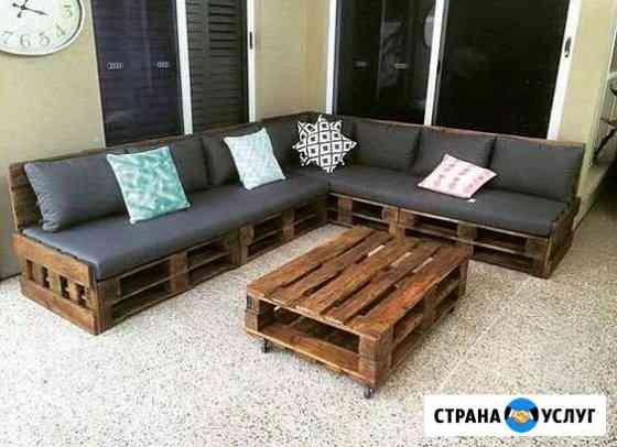 Мебель из дерева на заказ Черкесск