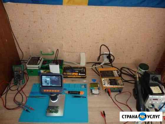 Установка по,ремонт ноутов,планшетов,телефонов,ккт Тула