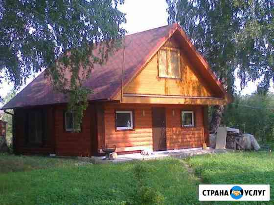 Ремонт реставрация Дачной недвижимости Челябинск