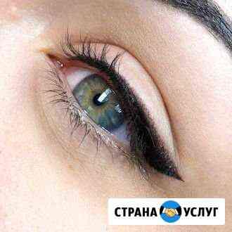 Татуаж бровей губ глаз Омск