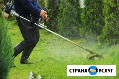 Покос травы Семикаракорск