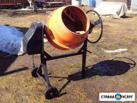 Сдача в аренду бетономешалки Иваново