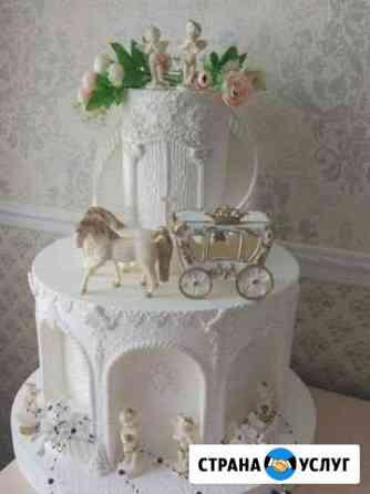 Изготовление и украшение тортов Старое Шайгово