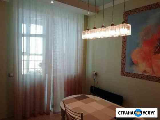Пошив штор и домашнего текстиля Оренбург