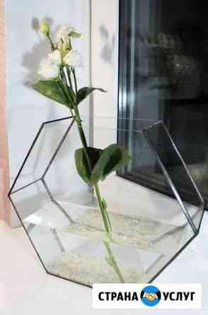 Флорариумы и мебель в стиле лофт Ижевск