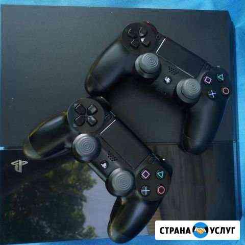 Аренда Sony Playstation 4 / Аренда PS4 Набережные Челны