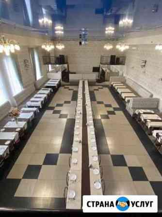 Проведение поминальных обедов, годовщин поминок Омск