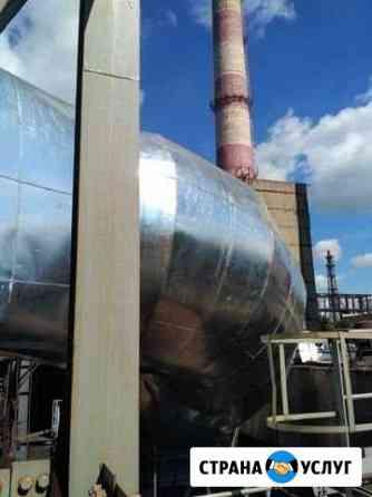 Теплоизоляция трубопроводов и оборудования Воронеж