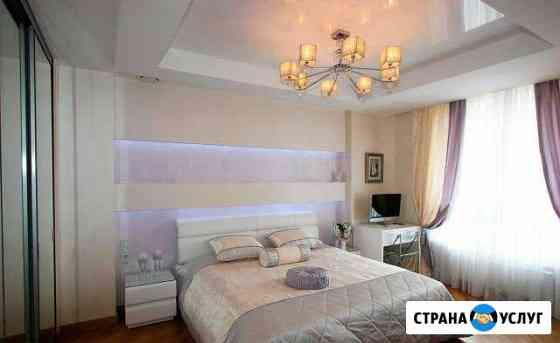Натяжные потолки Сыктывкар
