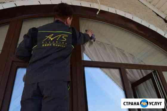 Мойка окон, витрин и фасадов Уфа