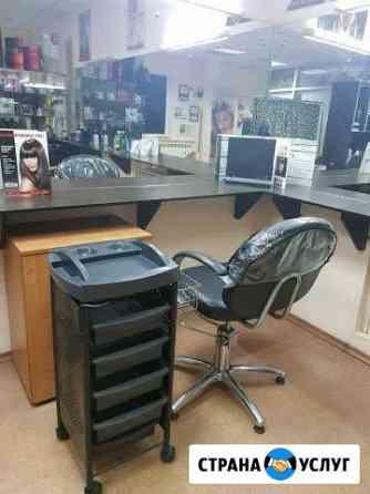 Аренда парикмахерского кресла Омск