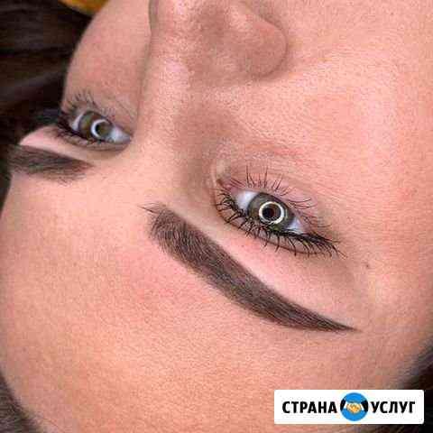 Перманентный макияж, татуаж Омск