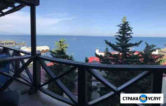 Отдых в Крыму у моря Алушта