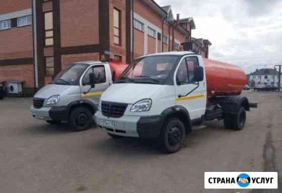 Ассенизатор 4 м3 Сыктывкар