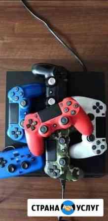 Аренда приставки Sony Playstation 4 Комсомольск-на-Амуре