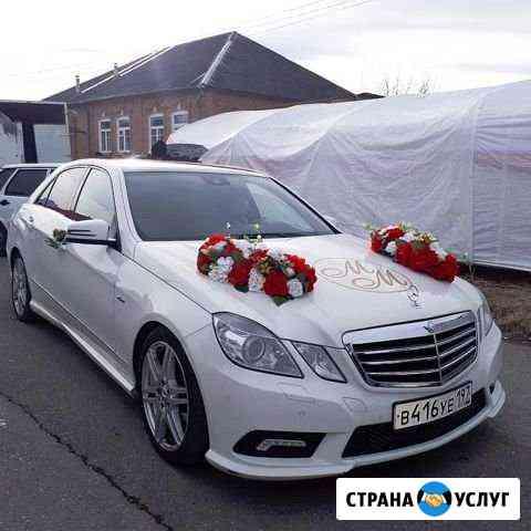 Прокат авто на свадьбу Алагир