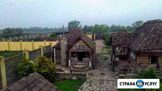 Сдаю дом, усадьбу из соснового сруба Нижний Чир