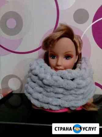 Вяжу шарфы, пинетки, пледы и т.д под заказ Тверь