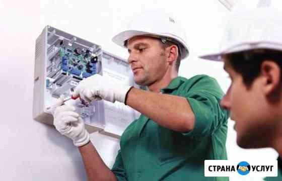 Пожарная и Охранная сигнализация. Видеонаблюдение Брянск