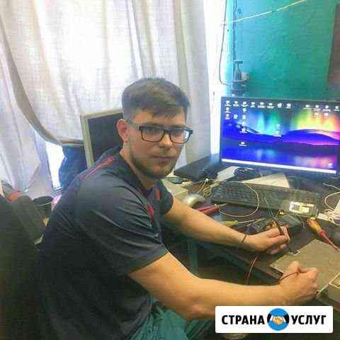 Ремонт компьютеров, ноутбуков. Бесплатный выезд Белгород