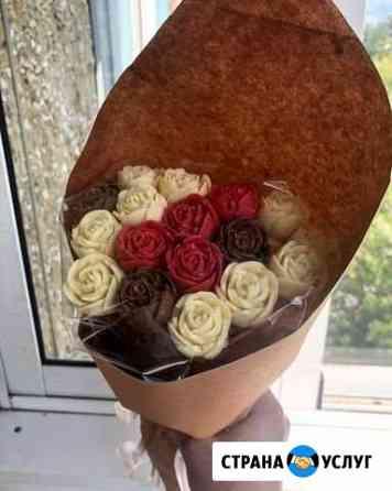 Шоколадные розы Ачинск