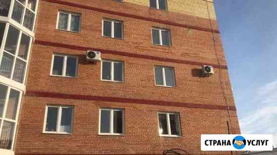 Монтаж кондиционеров Омск