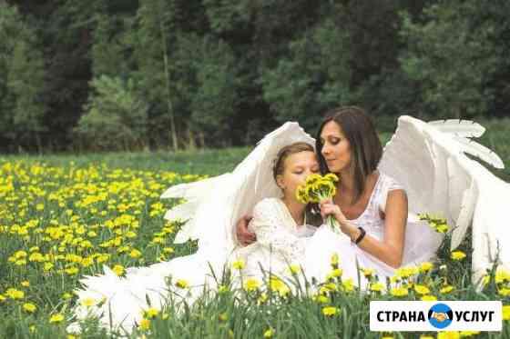 Крылья для фотосессии Рыбинск