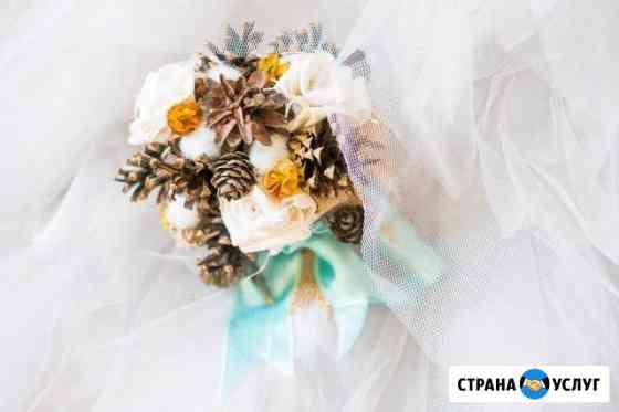 Необычные букеты невесты Самара