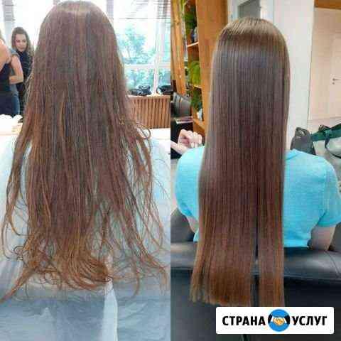 Нанопластика волос Хабаровск