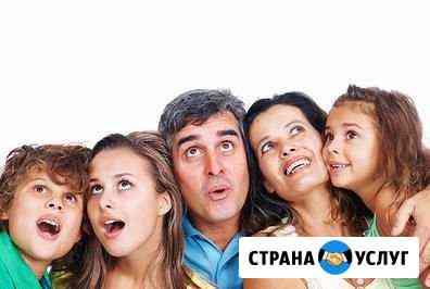 Голографическая пирамида на детском празднике Волгоград