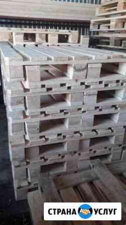 Изготовим деревянные поддоны, ящики Пермь