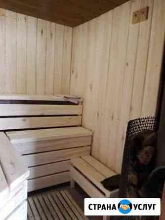 Русская баня на дровах Ачинск
