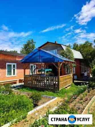 Отдых на Байкале Выдрино