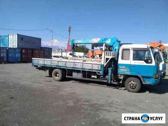 Перевозка груза Петропавловск-Камчатский